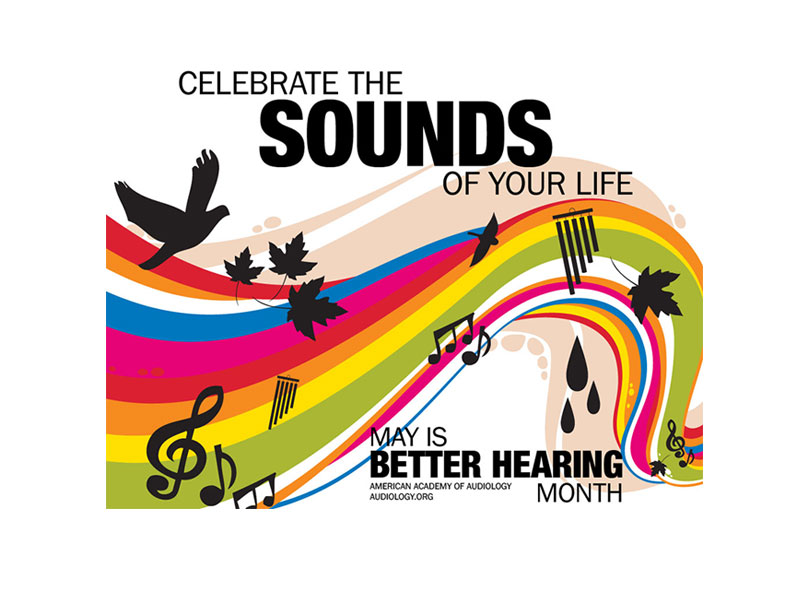 Better Hearing and Speech Month Coverage